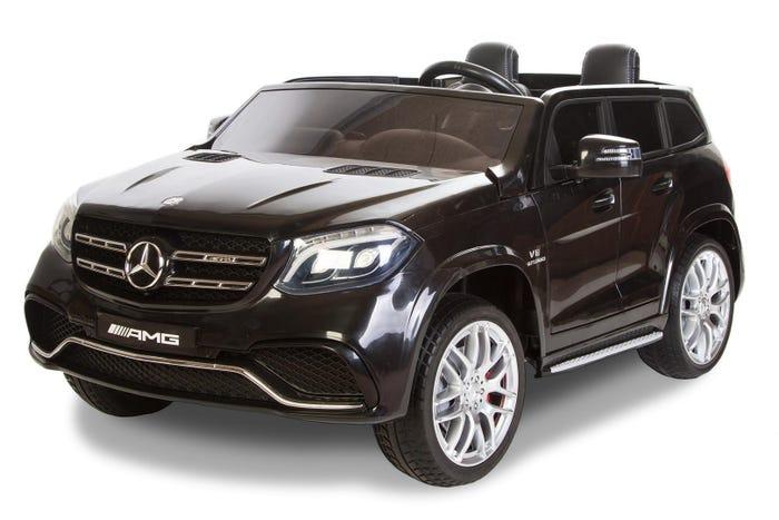 Mercedes GLS 63 12V - Best i test