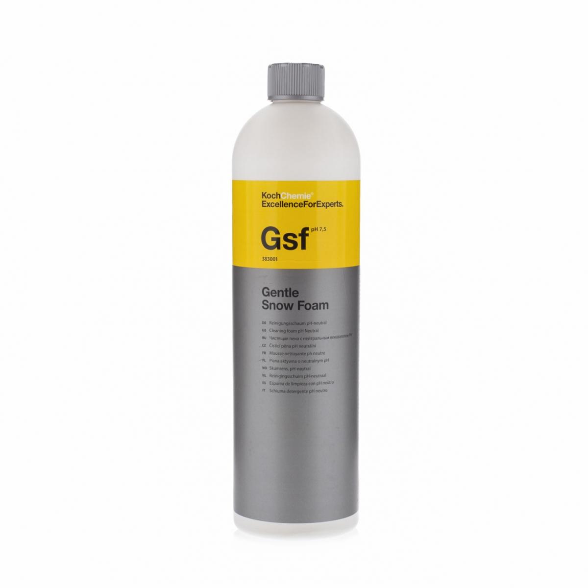 Koch-Chemie Gentle Snow Foam 1 L - best i test