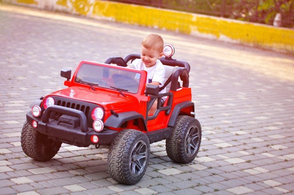 Elektrisk bil til barn test: Se denne artikkelen